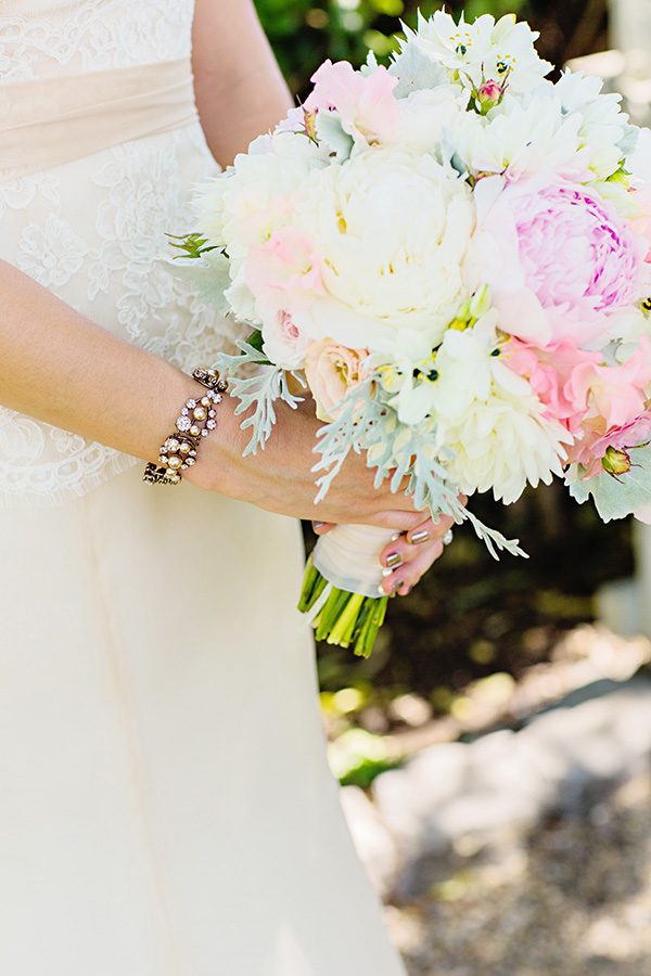 Pastel Garden Wedding in Sonoma | Damian Hamilton Photography