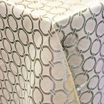 Coco Champagne Table Linens