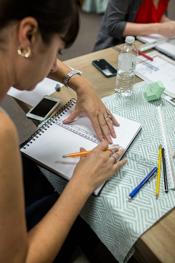 Sketching Class for Creative Professionals | Photoflood Studios | Partnering with The Sketchbook Series!