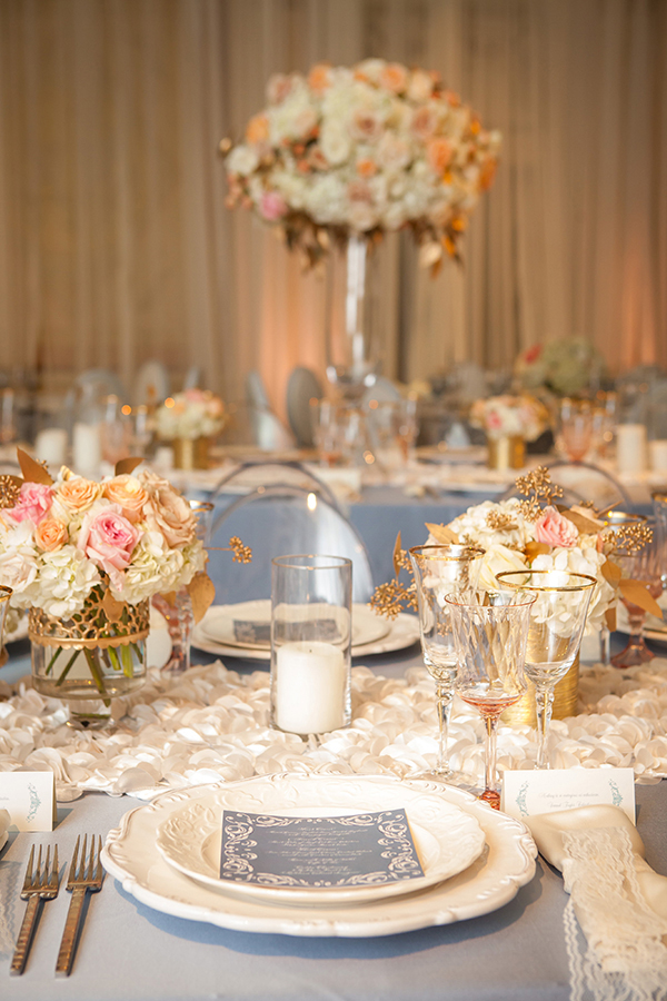 Parisian Glam Wedding | Colson Griffith Photography | French Chic at the San Francisco NACE Gala 2014!