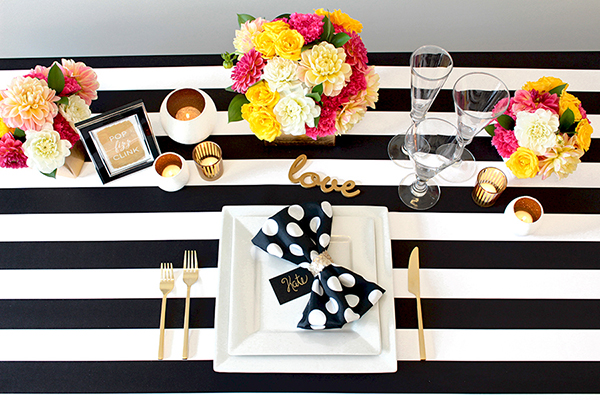 Napa Valley Linens Blog Wedding And Special Event Fine Linen - Kate spade table linens